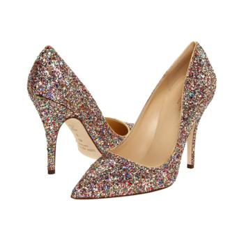 Rainbow Glitter Heels | Kate Spade