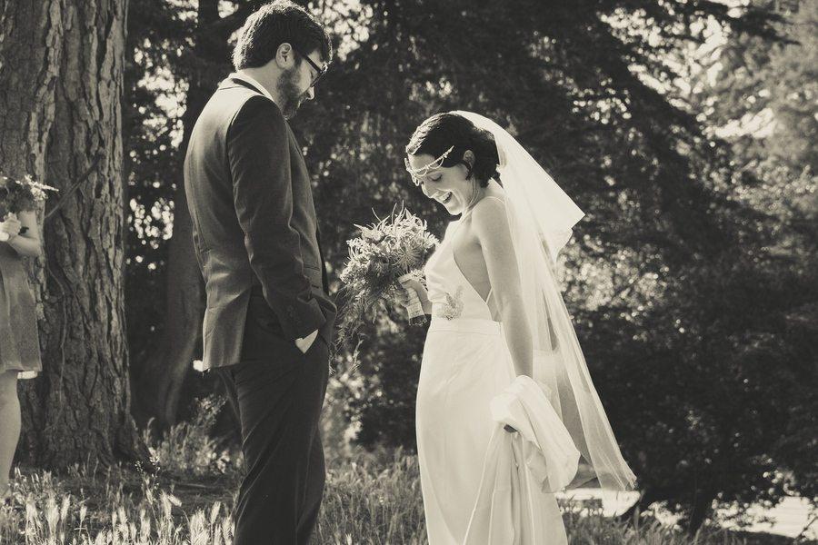 1920s Style San Francisco Wedding
